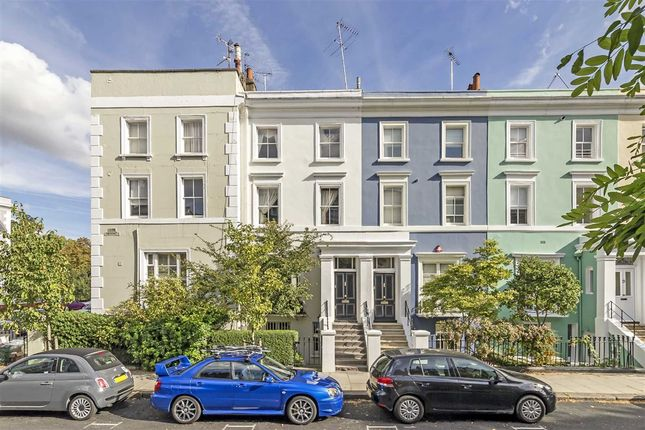 Thumbnail Terraced house for sale in Elgin Crescent, London