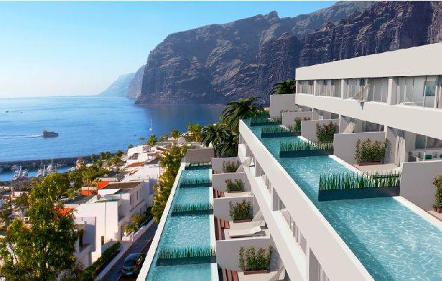 Properties for sale in los gigantes tenerife canary - Aqua tenerife ...