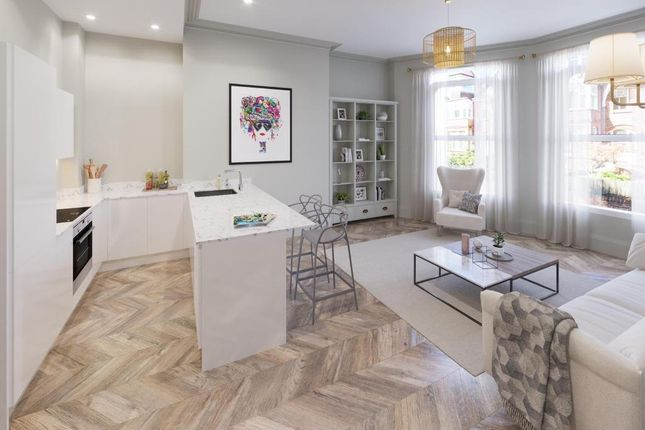2 bed flat for sale in Denmark Terrace, Brighton, East Sussex BN1
