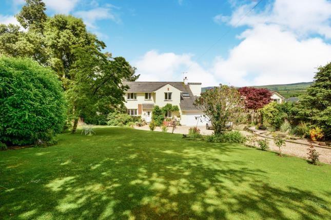 Thumbnail Detached house for sale in Yelverton, Devon, United Kingdom