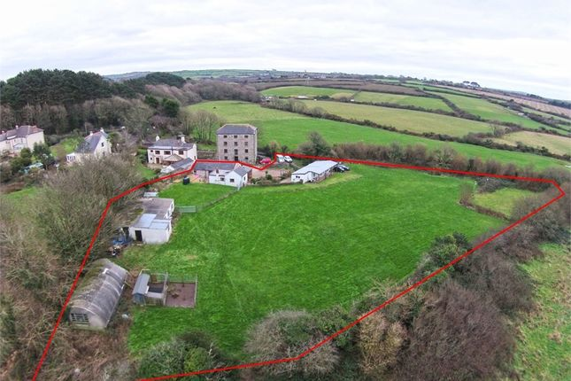 Thumbnail Detached house for sale in Pendarves Mill, Camborne