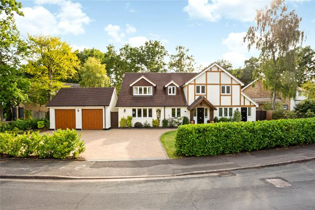 Thumbnail Detached house for sale in Oaklands Drive, Ascot, Berkshire