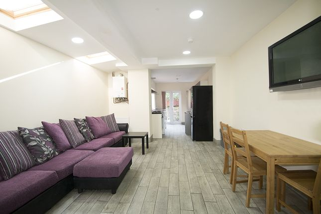 Thumbnail Terraced house to rent in Angus Street, Cardiff