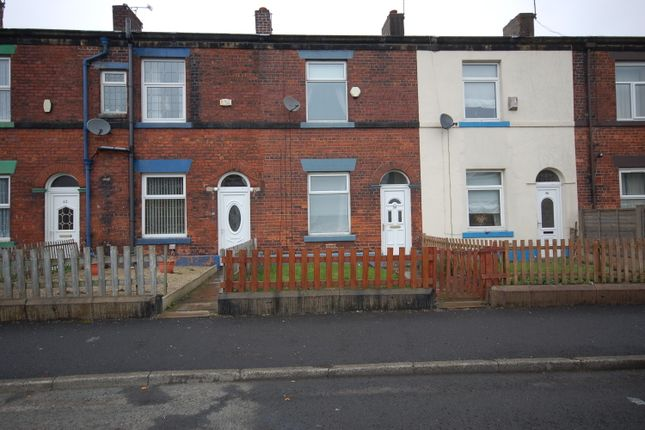 Thumbnail Terraced house to rent in Badger Street, Walmersley, Bury