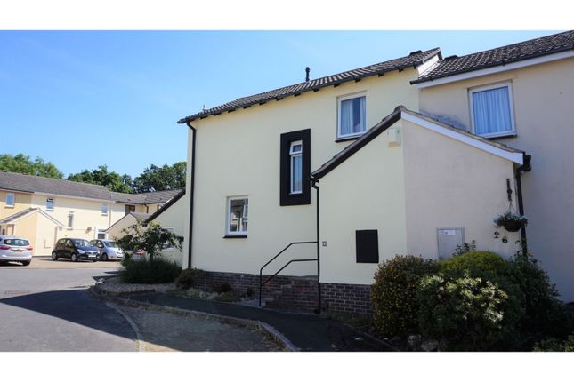 Thumbnail Semi-detached house for sale in Langerwell Close, Saltash