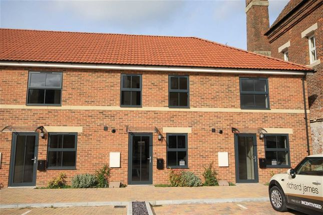 Thumbnail Terraced house to rent in Brewery Place, Royal Wootton Bassett, Wiltshire