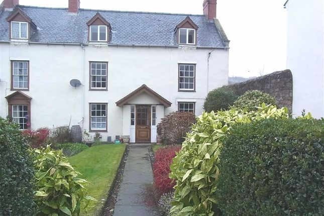 Thumbnail Semi-detached house to rent in 1, The Gardd, Llanymynech, Powys