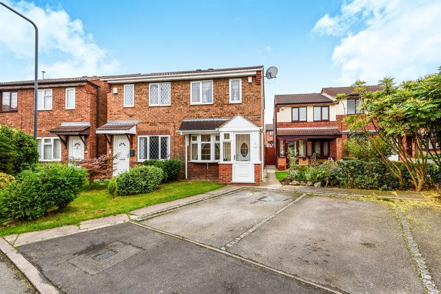 Thumbnail Semi-detached house for sale in Crown Court, Darlaston, Wednesbury