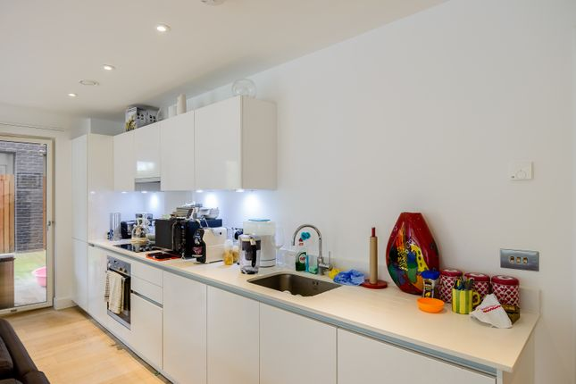 Kitchen of The Cube, Wenlock Road, Old Street N1