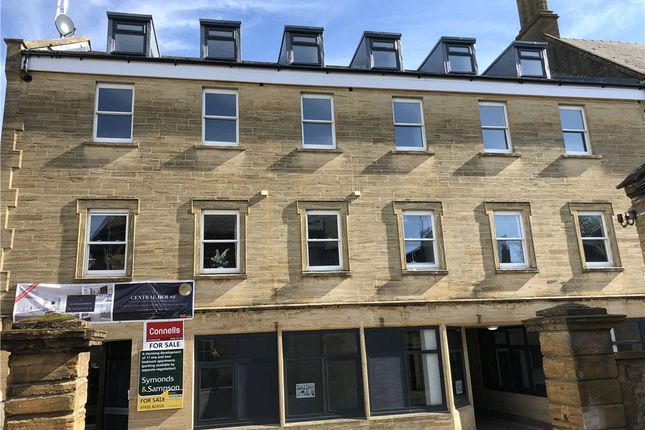 1 bed flat for sale in Central House, Church Street, Yeovil, Somerset