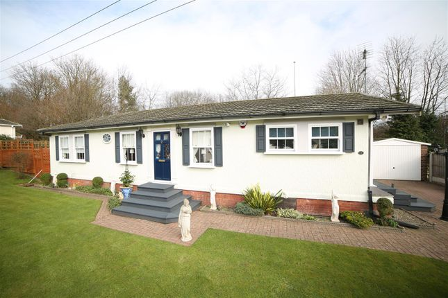 Thumbnail Bungalow for sale in Pool Side, Severn Gorge P, Tweedale, Telford