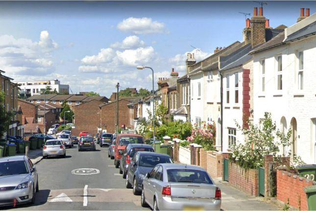 Llanover Road, Woolwich, London SE18