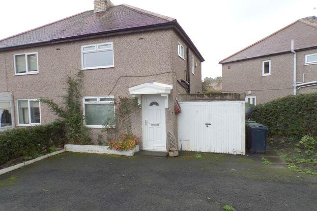Thumbnail Semi-detached house for sale in Tyne Gardens, Ryton
