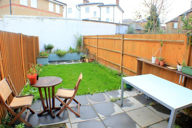 Thumbnail Terraced house to rent in Dunelm Grove, London