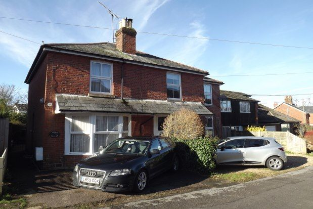 Thumbnail Property to rent in Clarence Road, Lyndhurst
