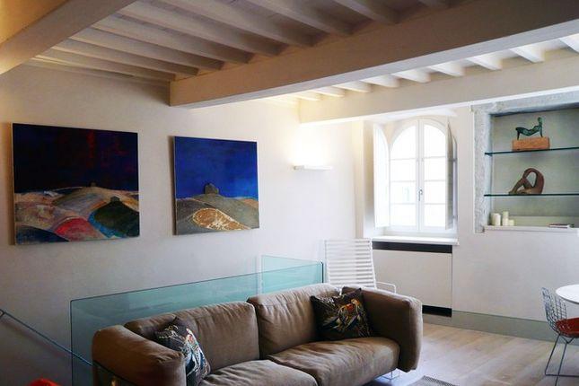 Sitting Room of Casa Antica, Cortona, Tuscany