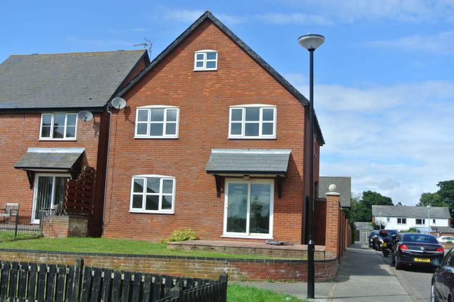 Thumbnail Detached house to rent in Swonnells Walk, Oulton Broad