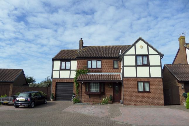 Thumbnail Detached house for sale in River Walk, Great Yarmouth