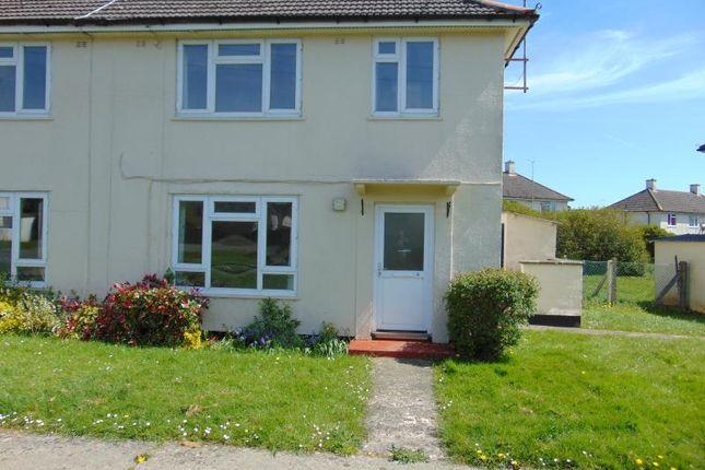 Thumbnail Semi-detached house to rent in York Road, Lyneham, Chippenham