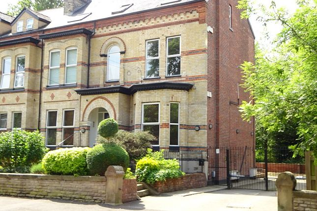 Thumbnail Flat for sale in 8 Alness Road, Whalley Range, Manchester.