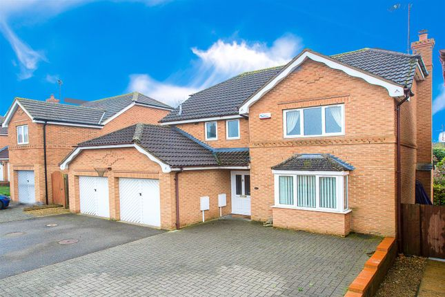 Thumbnail Detached house for sale in Rosemount Drive, Kettering