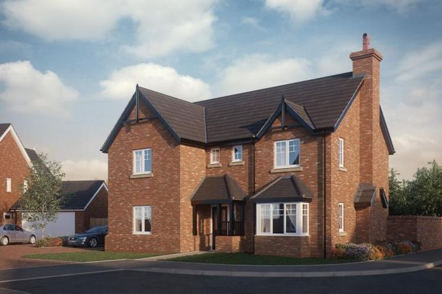 Thumbnail Detached house for sale in Abbots Lea Off Shrewsbury Road, Hadnall, Shrewsbury