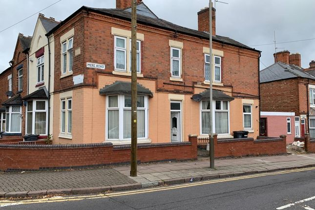 3 bed end terrace house for sale in Mere Road, Leicester LE5