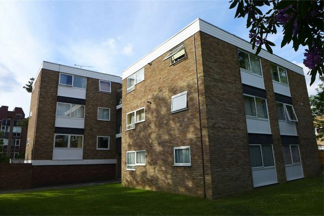 Thumbnail Flat to rent in Camberley Towers, 40 Upper Gordon Road, Camberley
