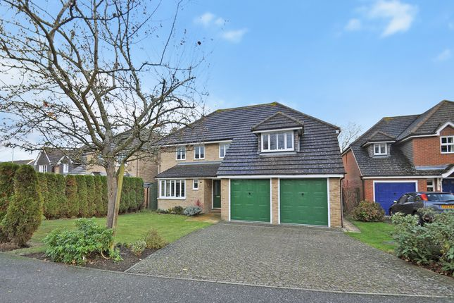 Thumbnail Detached house to rent in Constantine Road, Ashford