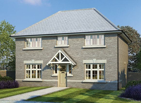 Thumbnail Detached house for sale in Mulberry Park, Manchester Road, Macclesfield, Cheshire