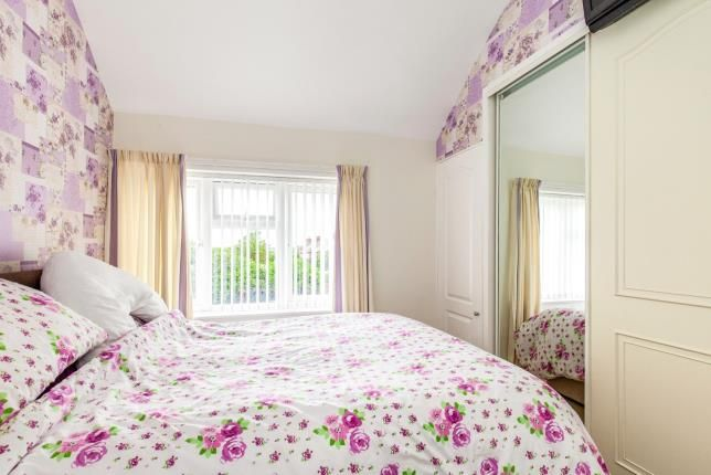 Bedroom 1 of Stoneyford Road, Stanton Hill, Sutton-In-Ashfield, Nottinghamshire NG17
