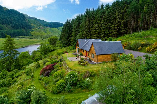 Thumbnail Detached house for sale in Loch Avich, By Taynuilt