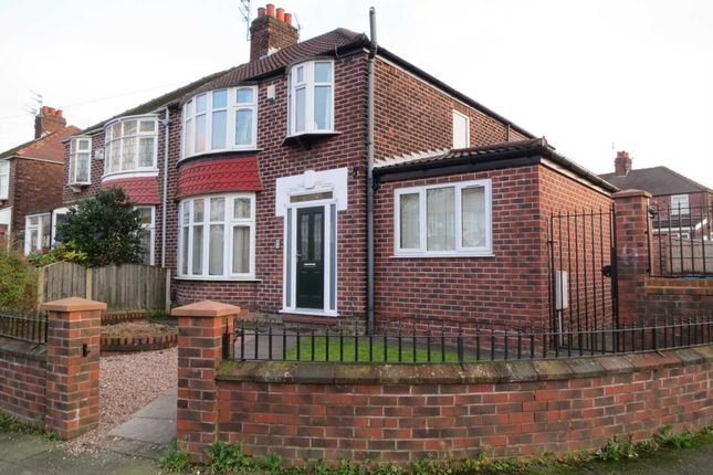 Arnfield Road, Withington, Manchester M20