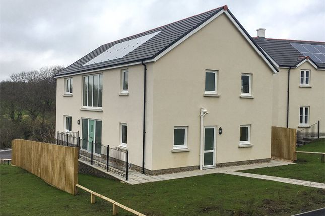 Detached house for sale in Lamphey (Plot 7), Green Meadows Park, Narberth Road, Tenby