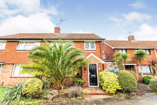 Thumbnail Semi-detached house for sale in St. Marys Drive, Feltham