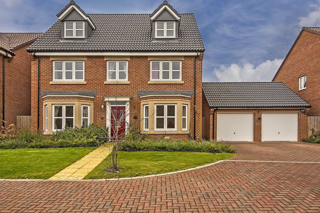 Thumbnail Detached house for sale in Binfields Farm Lane, Chineham, Basingstoke