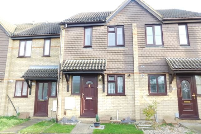 Thumbnail Terraced house for sale in Hospital Road, Arlesey, Beds
