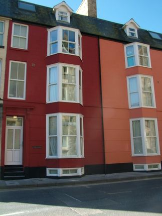 Thumbnail Maisonette to rent in Albert Place, Aberystwyth