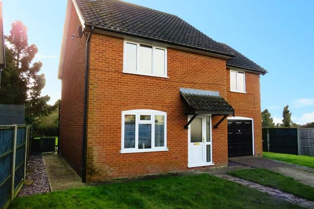 Thumbnail Detached house to rent in Thornham Road, Methwold, Thetford