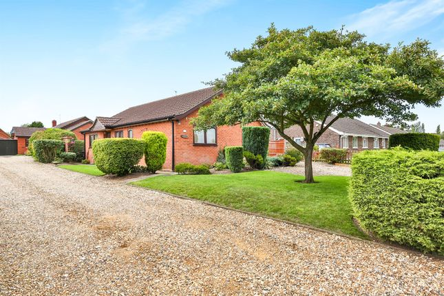 Thumbnail Detached bungalow for sale in Burgh Lane, Mattishall, Dereham