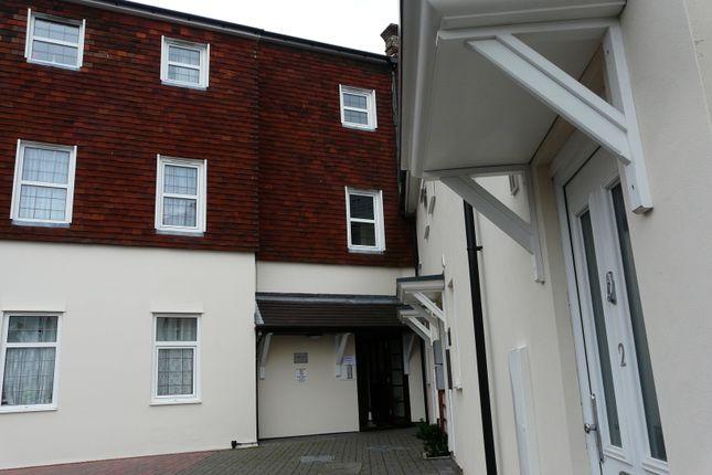 Thumbnail Flat to rent in Gable End, Aldershot