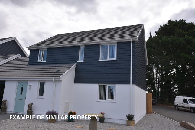 Thumbnail Detached house for sale in Treleigh Gardens, Treleigh, Redruth