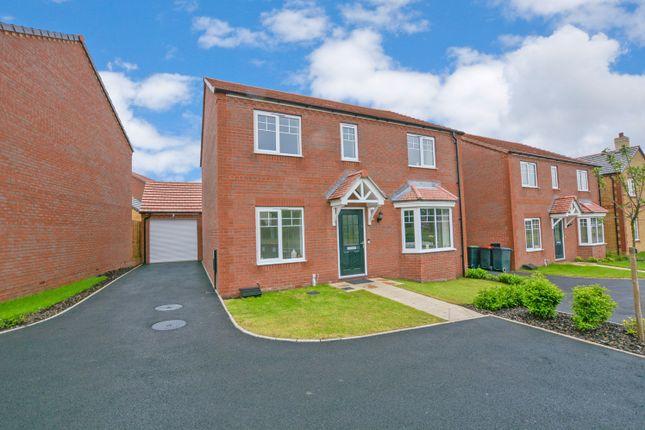 Thumbnail Detached house for sale in Hoo Walk, Polesworth, Tamworth