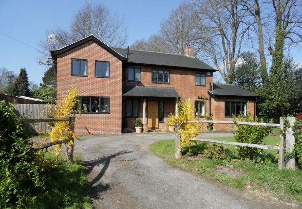 Thumbnail Detached house for sale in Station Road, Halstead, Sevenoaks