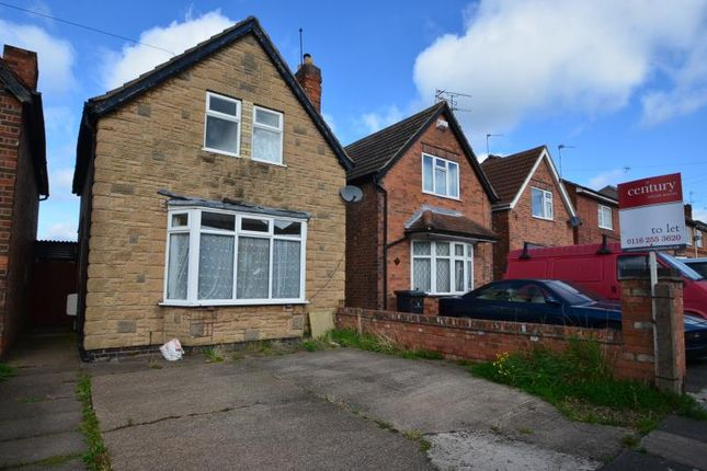 Thumbnail Detached house to rent in Highbury Road, Leicester