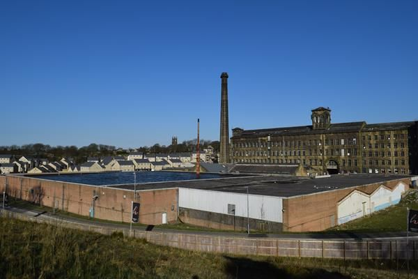 Thumbnail Light industrial to let in Black Dyke Mills, Brighouse Road, Queensbury
