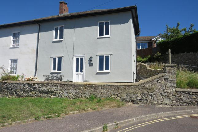 Thumbnail Semi-detached house for sale in North Street, Axminster