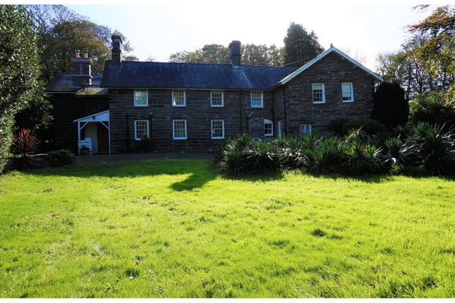 Thumbnail Detached house for sale in Penrhyndeudraeth, Penrhyndeudraeth
