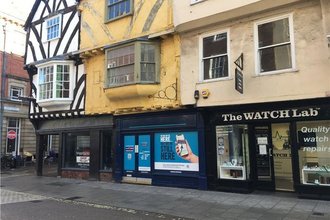 Thumbnail Retail premises to let in 20, Coney Street, York, Yorkshire, UK