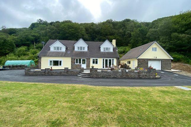 Thumbnail Land for sale in Cwmerfyn, Aberystwyth